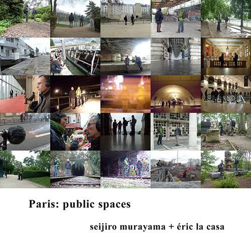 paris publc spaces